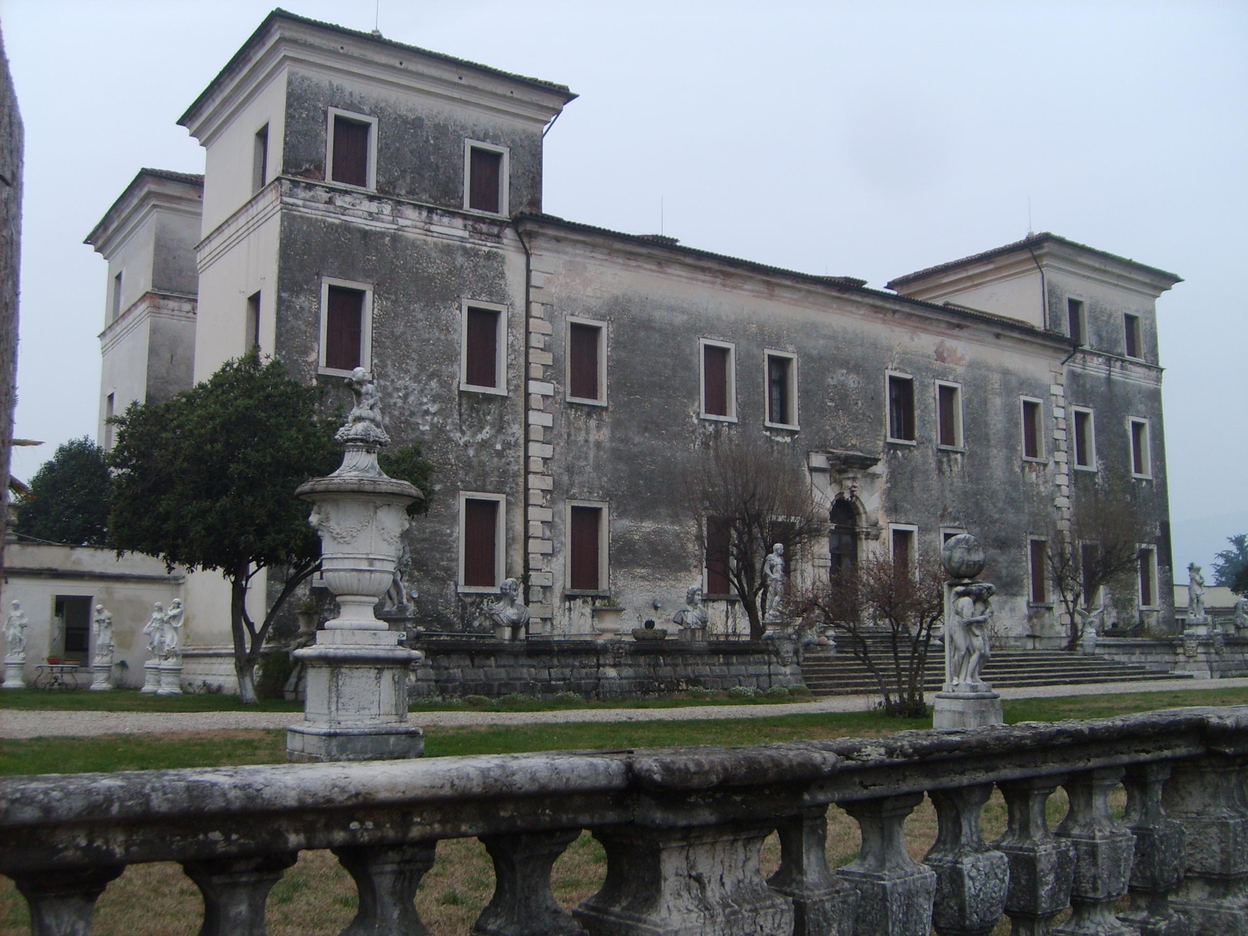 Sandrigo Villa Antica Roma