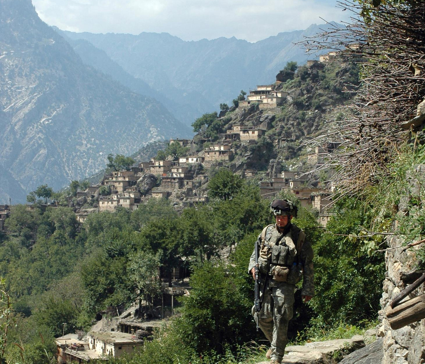Coalition combat operations in Afghanistan in 2007 - Wikipedia