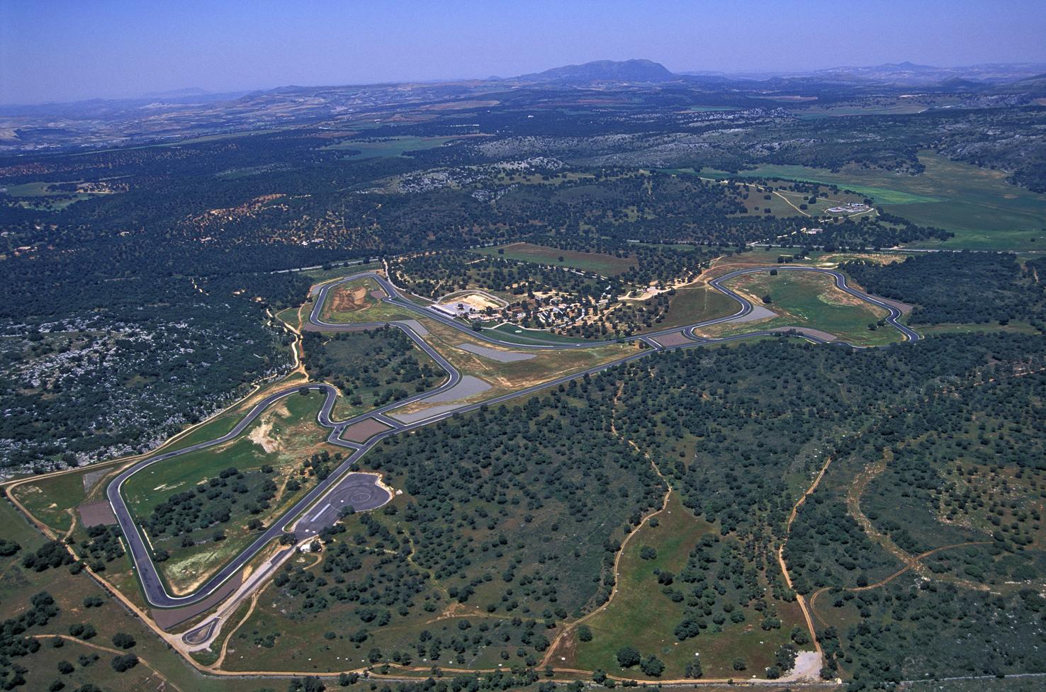 Circuito Wikipedia : File vista aérea del circuito ascari en ronda g wikimedia commons