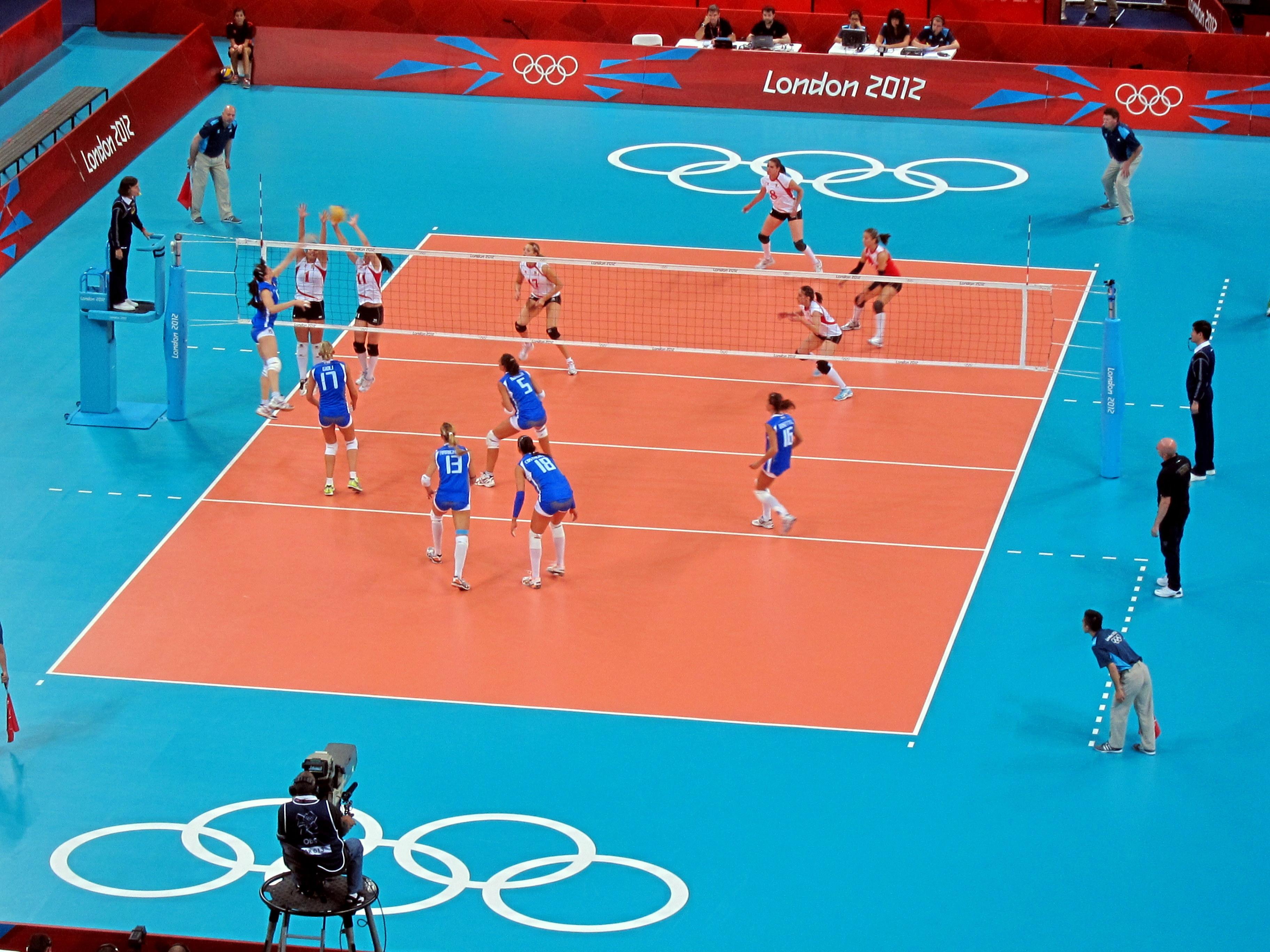 2021 Volleyball Olympics betting