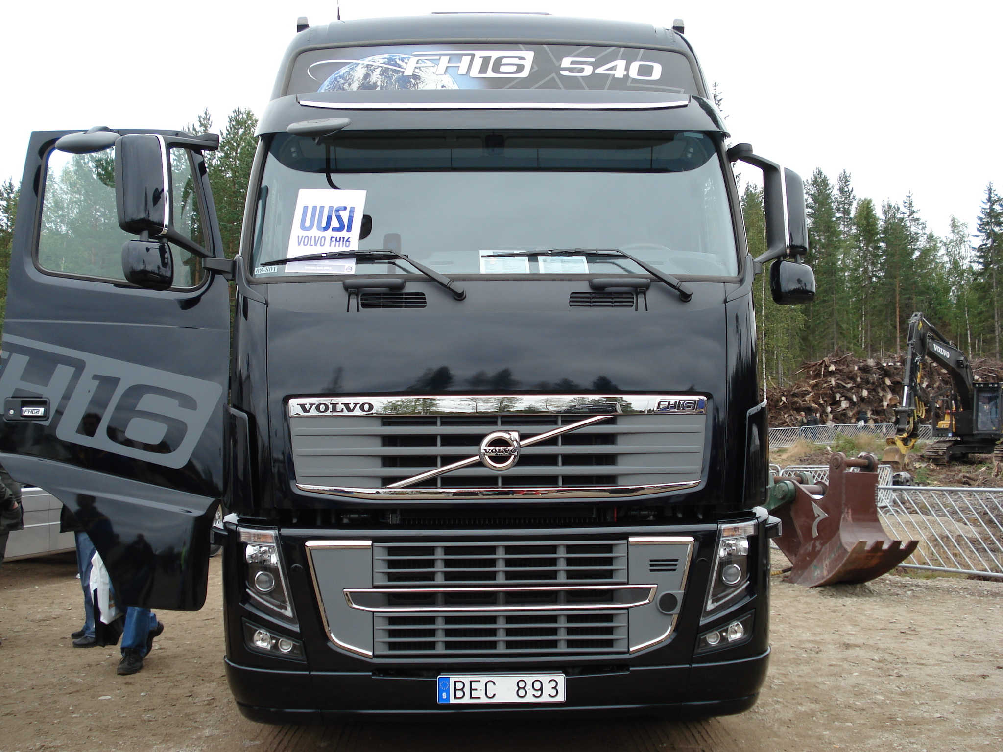 File Volvo Fh16 540 Jpg Wikimedia Commons