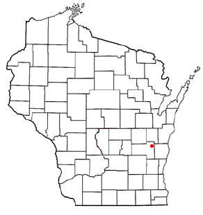 Marshfield, Fond du Lac County, Wisconsin Town in Wisconsin, United States