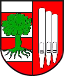 Coat of arms of the municipality of Ponitz