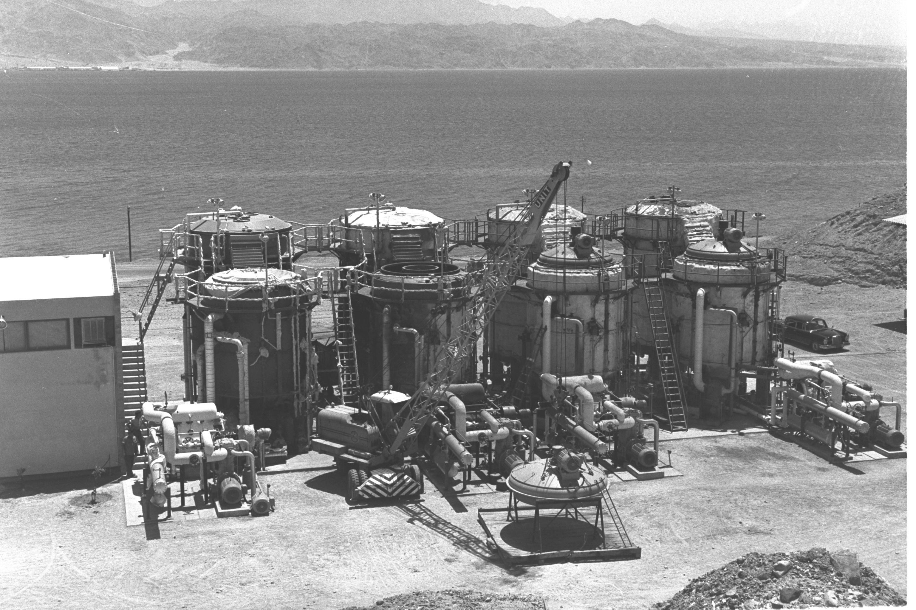 File Water desalination plant in Eilat Wikimedia mons
