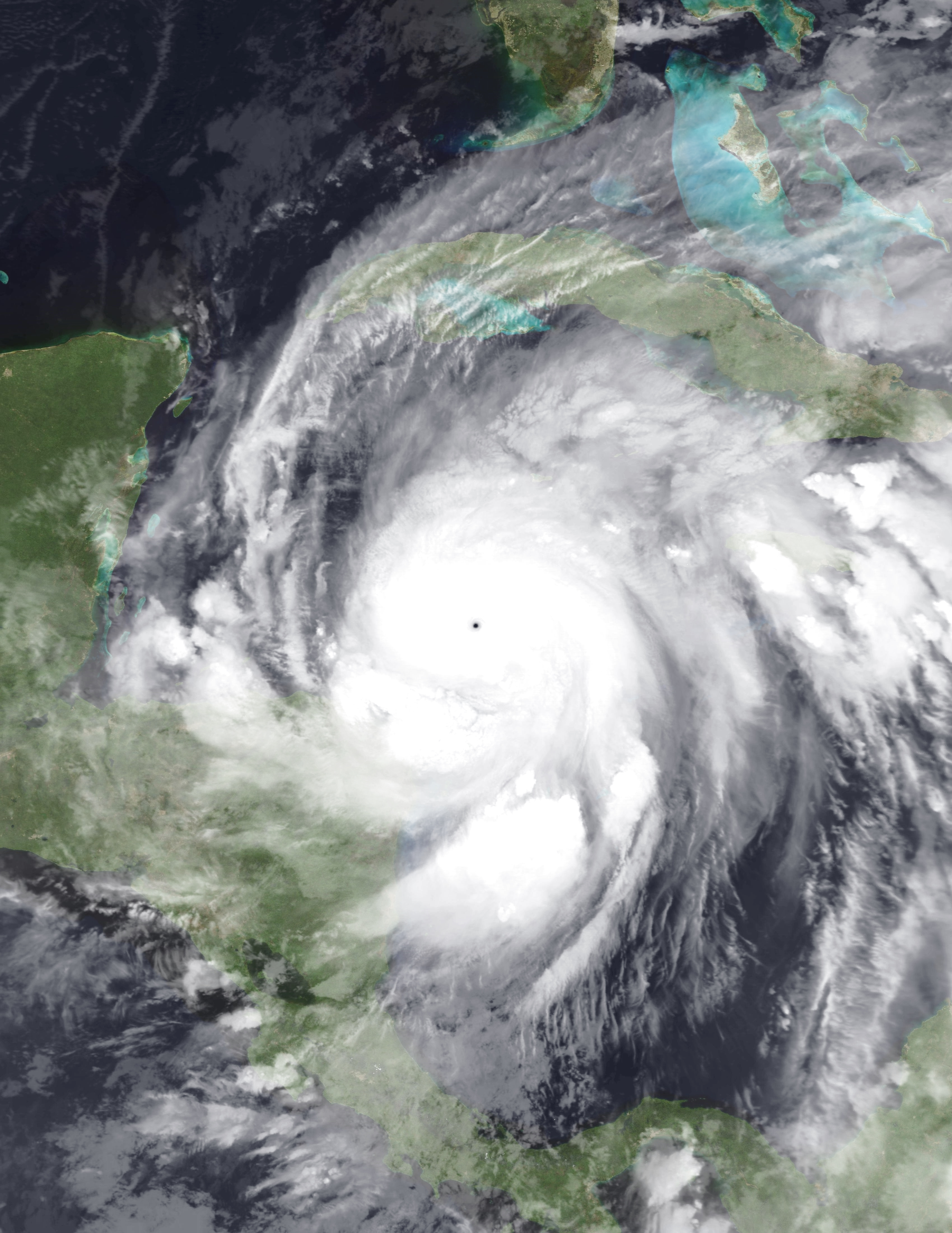 Hurricane Wilma Image