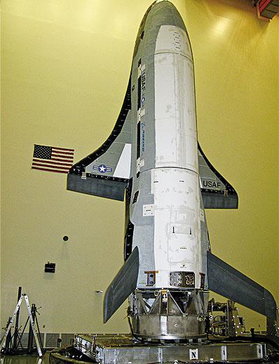 x-37 b military space plane
