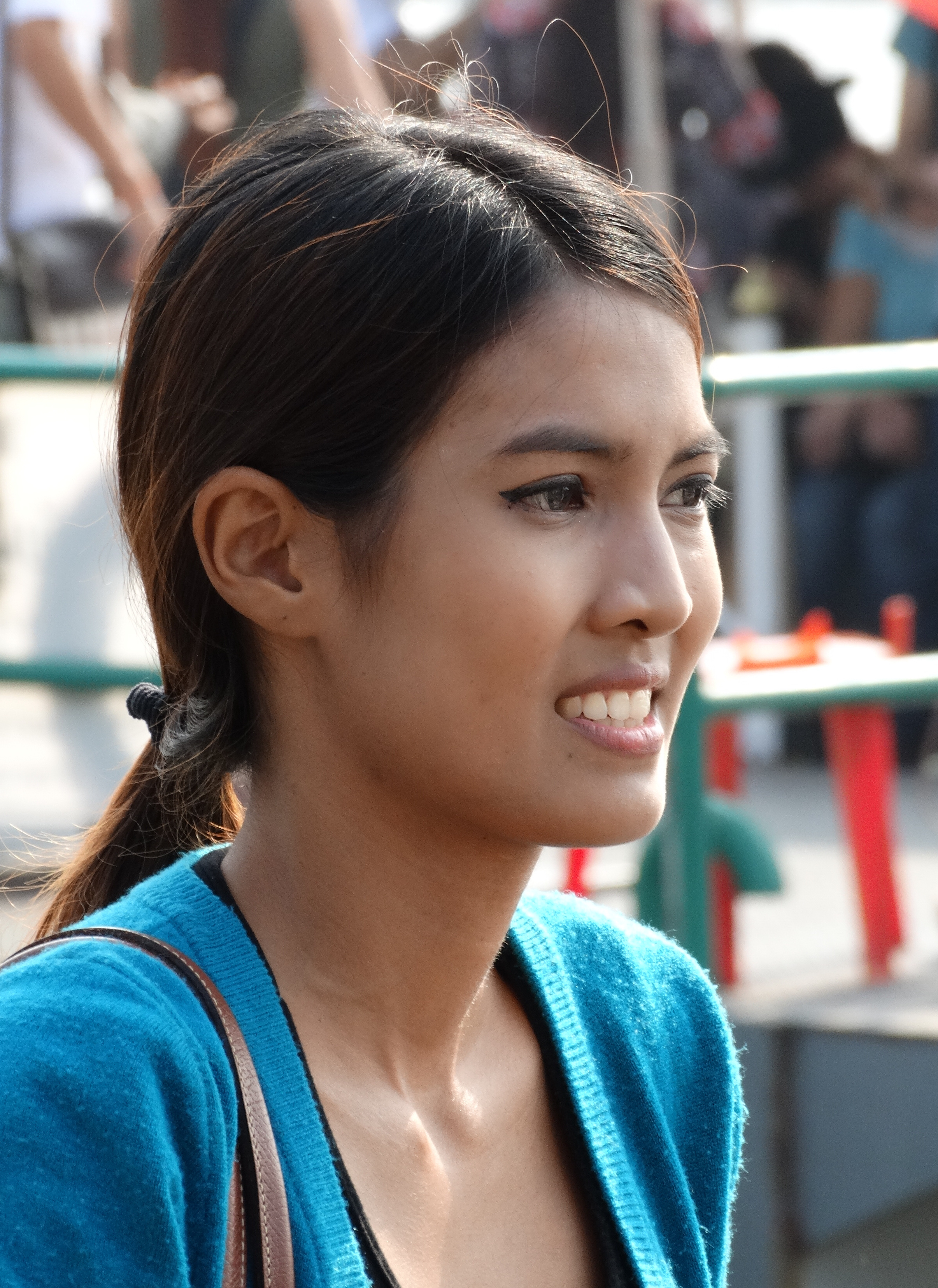 Young Thai