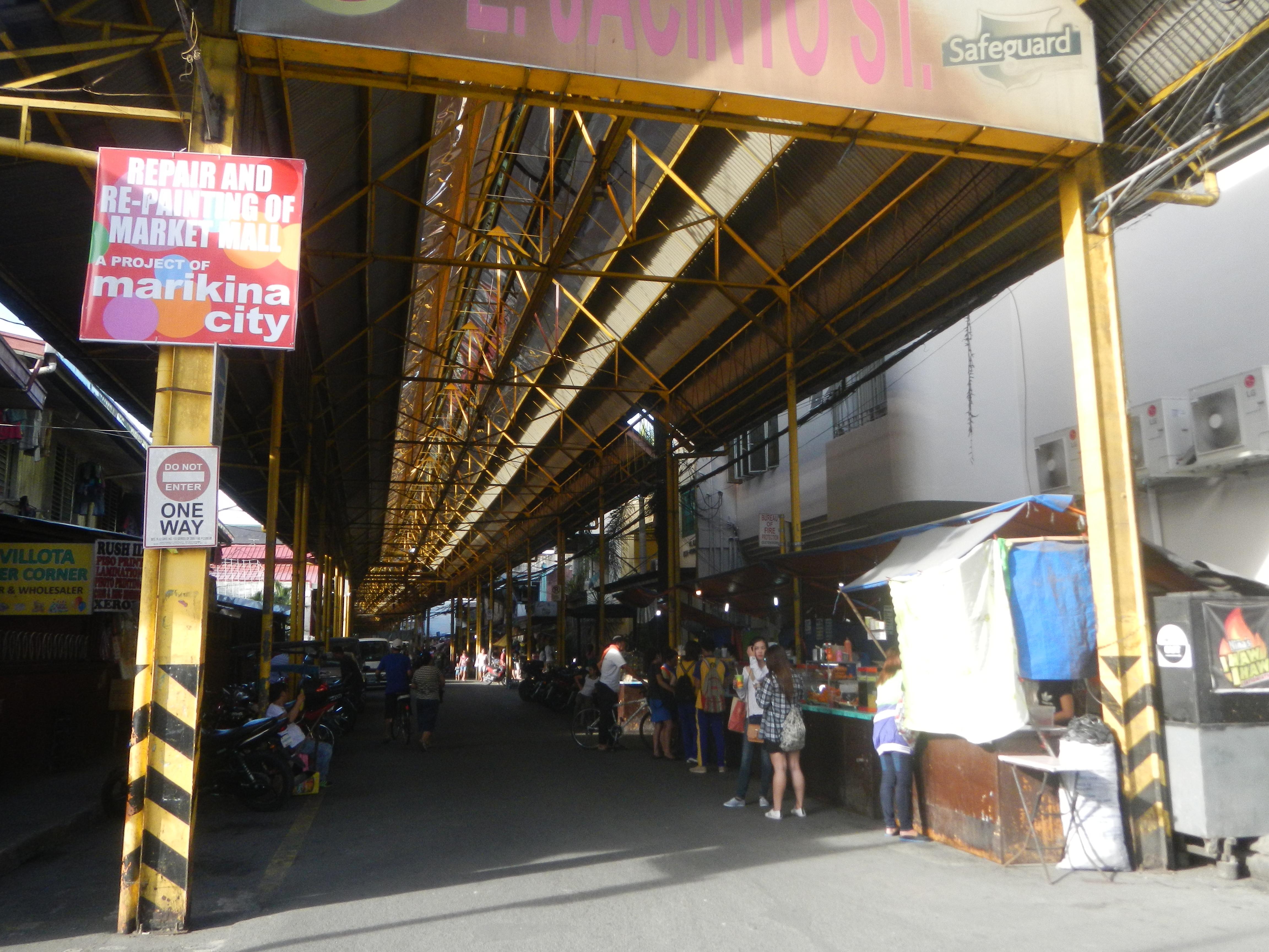 shoe repair market mall