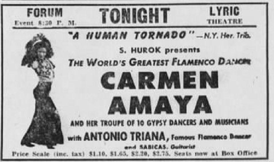 Carmen Amaya - Wikipedia