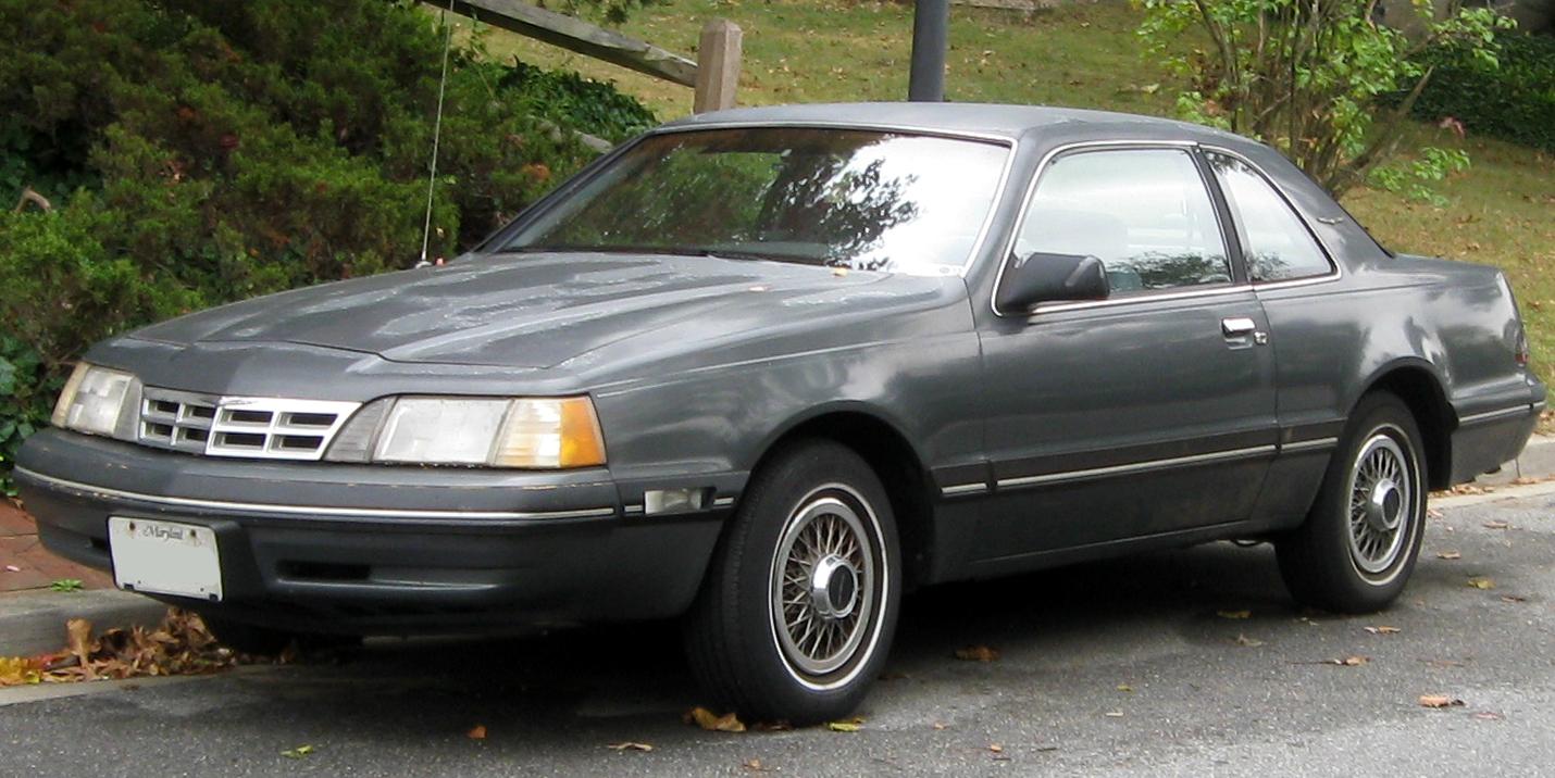 File:1987-1988 Ford Thunderbird -- 10-19-2010.jpg ...