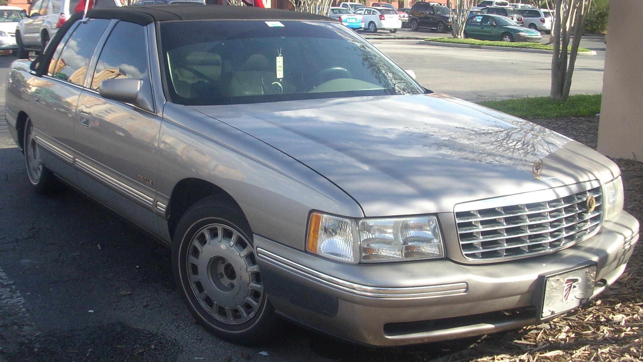 File1997 99 Cadillac DeVilleJPG