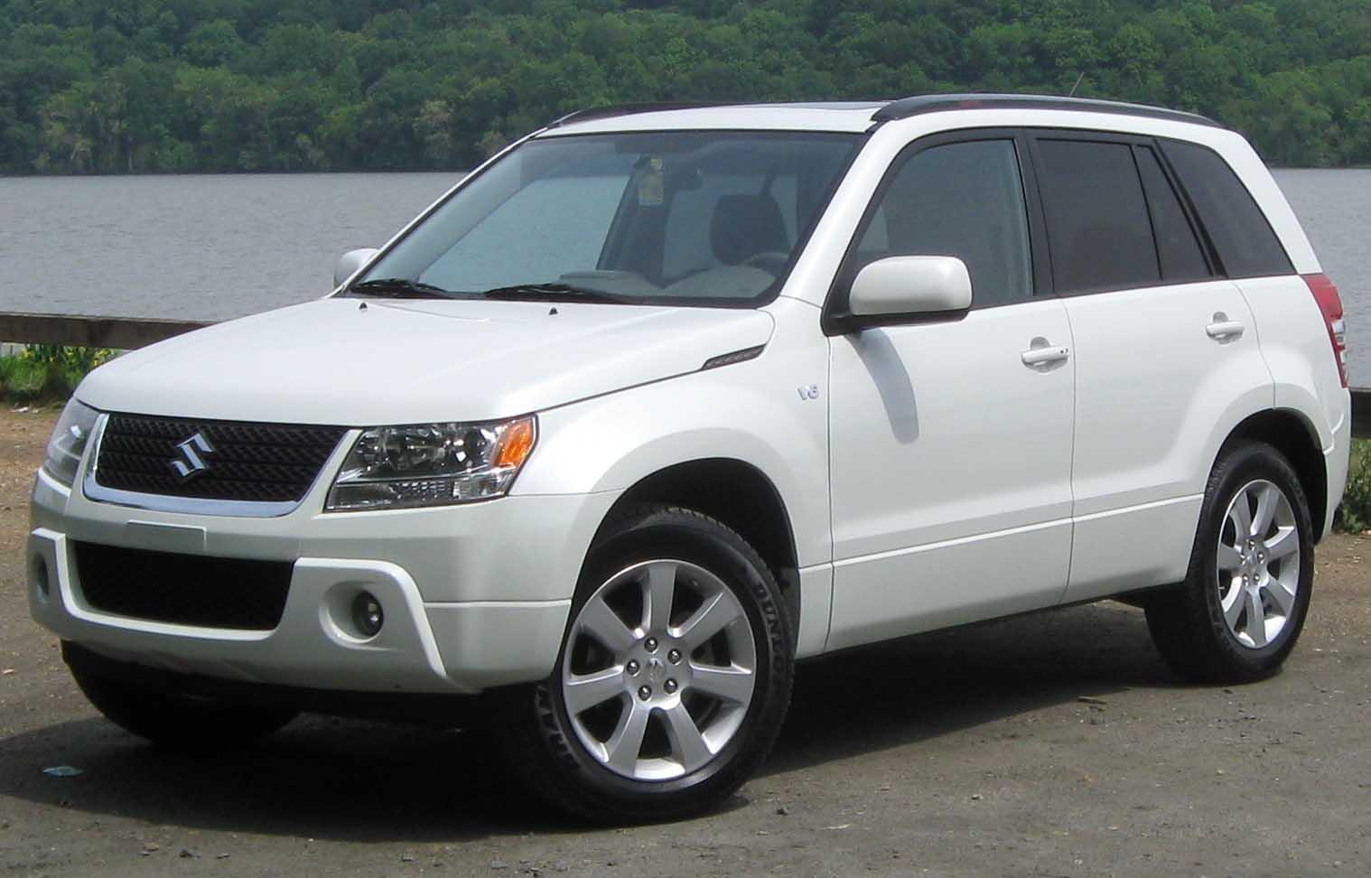 File:2010 Suzuki Grand Vitara Limited 1 -- 05-12-2010.jpg