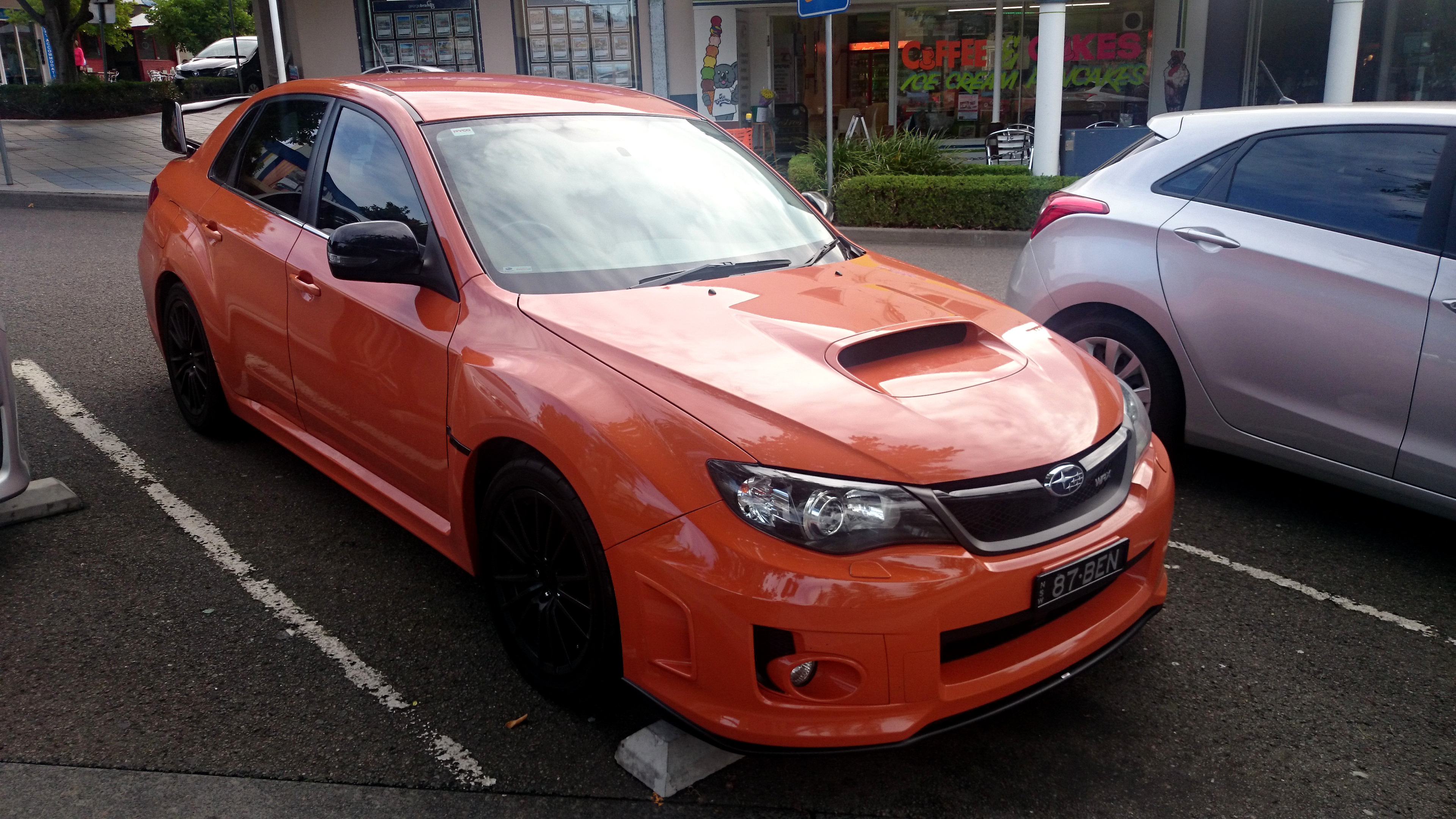File2012 Subaru Impreza GVE MY12 WRX Club Spec sedan