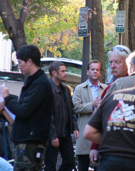 Filming On Staten Island