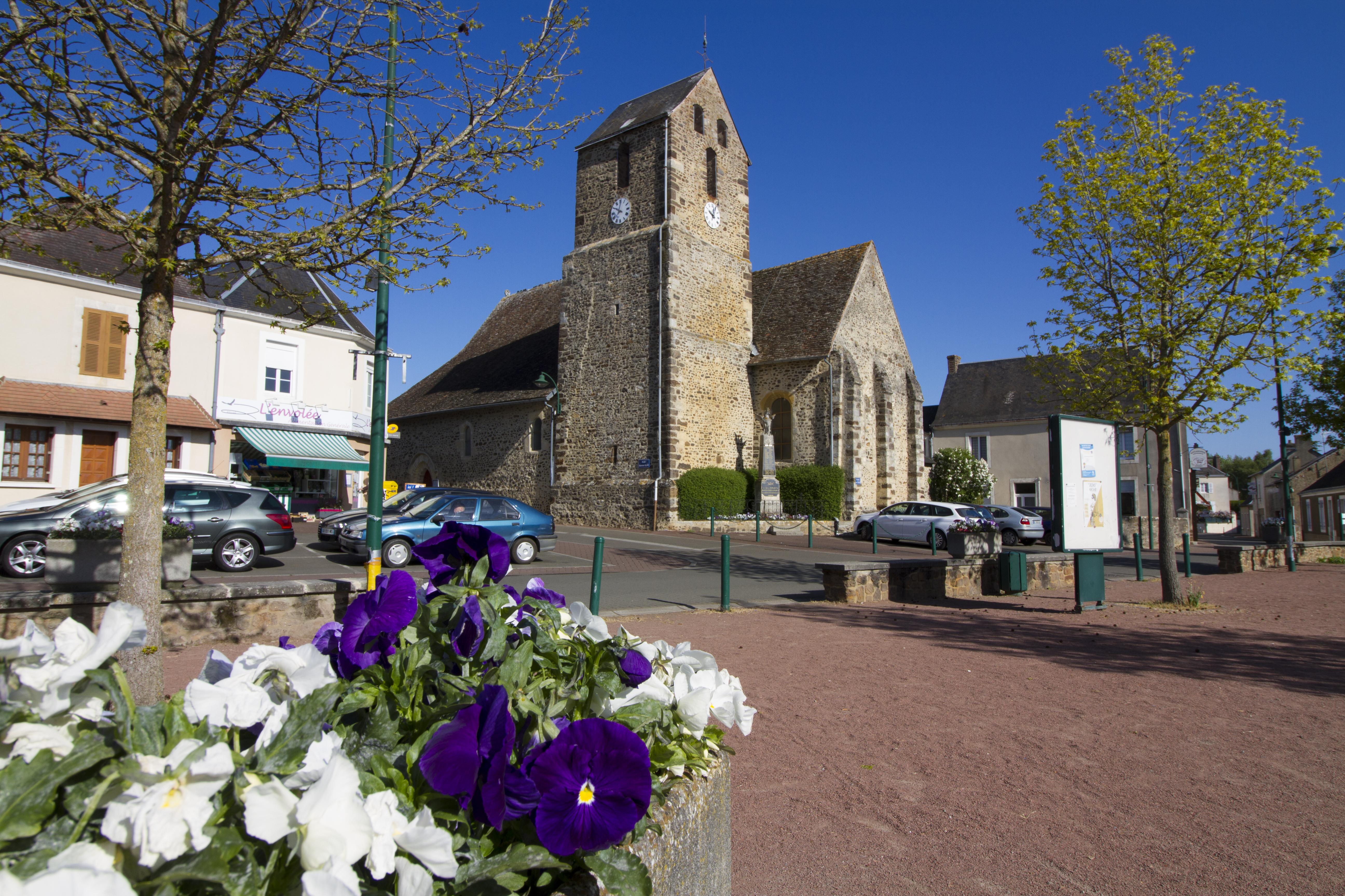 Étival-lès-le-Mans