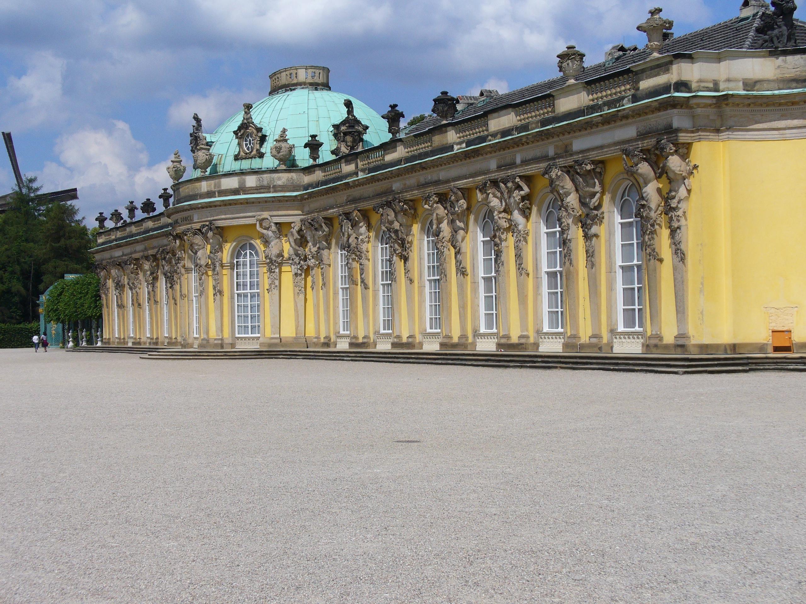 Sans Souci Palace Is A Culturally Rich Place To Vist