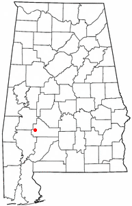 Loko di Pine Hill, Alabama