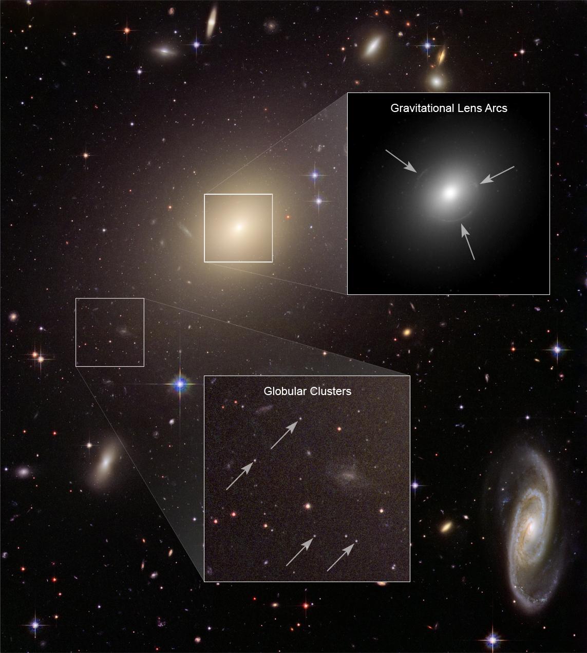 elliptical galaxies names - photo #10