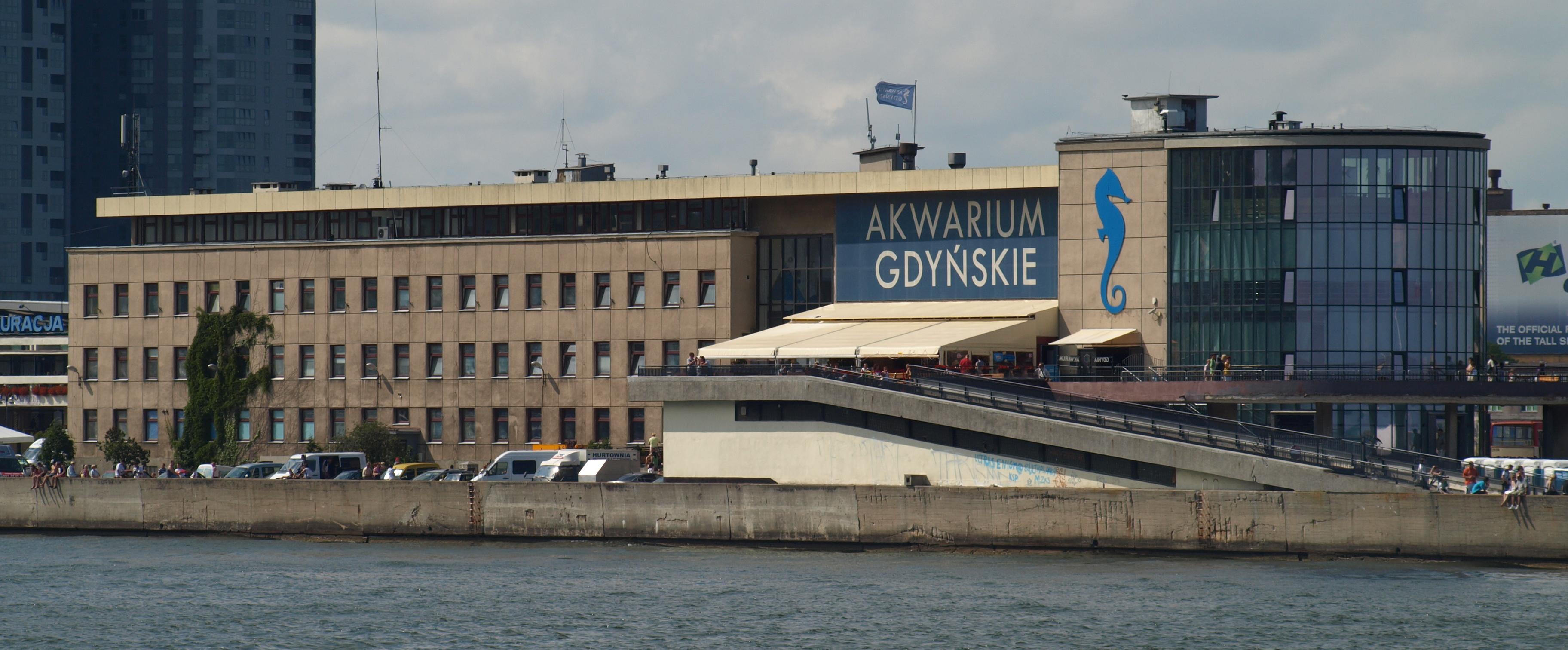 Aquarium Gdynia
