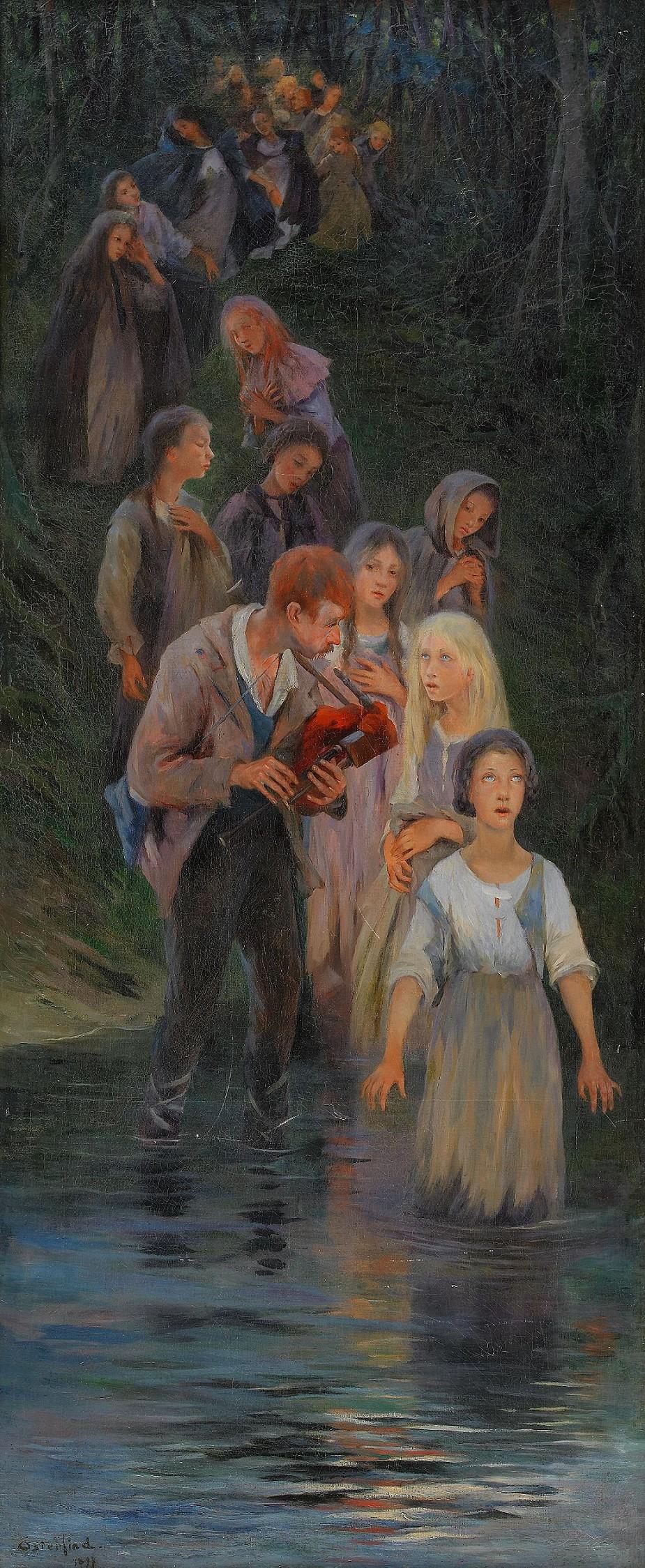 """""""El flautista de Hamelín"""" - """"Крысолов из Гамельна"""", аудиокнига на испанском языке"""