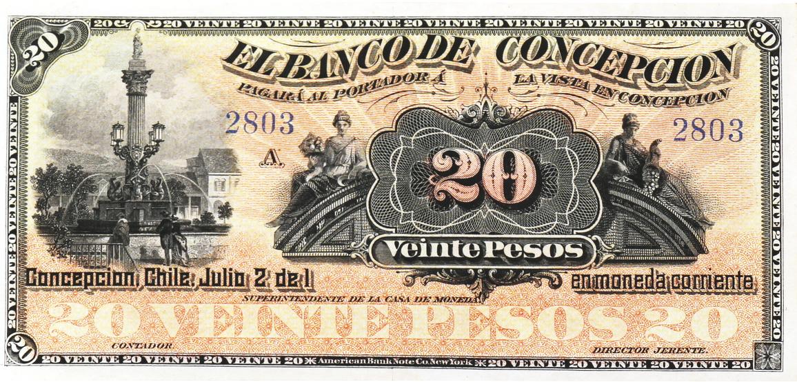 Chile Pesos