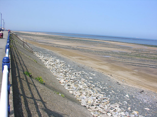 Beach at low water - geograph.org.uk - 796092