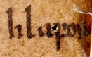 The Old English word 'hlaford' evolved into 'lord' Beowulf - hlaford.jpg