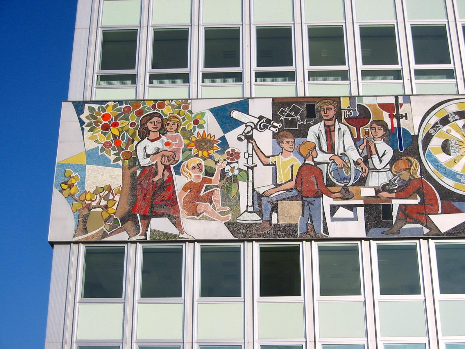 Mosaik Berlin images