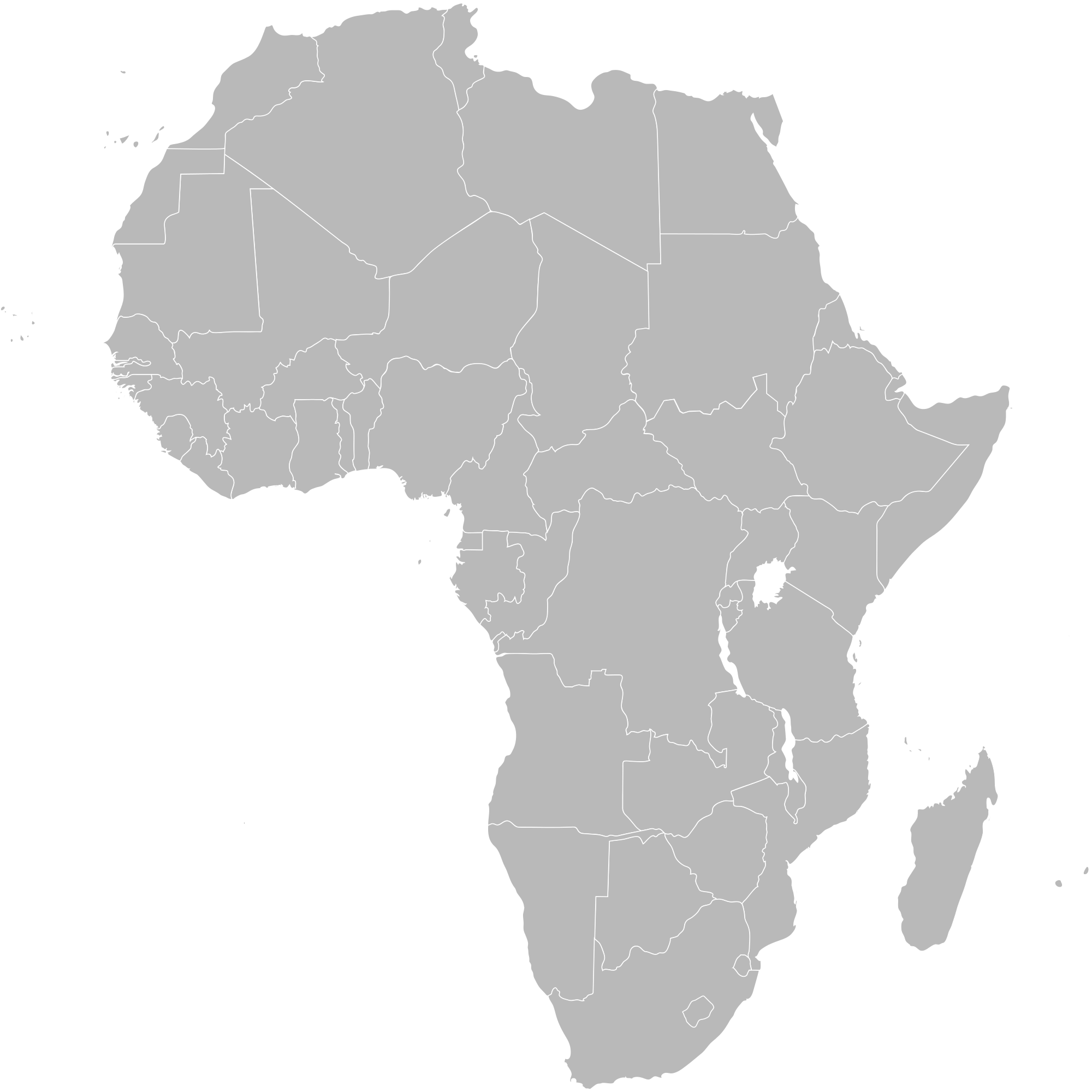 File:BlankMap Africa2.png   Wikimedia Commons