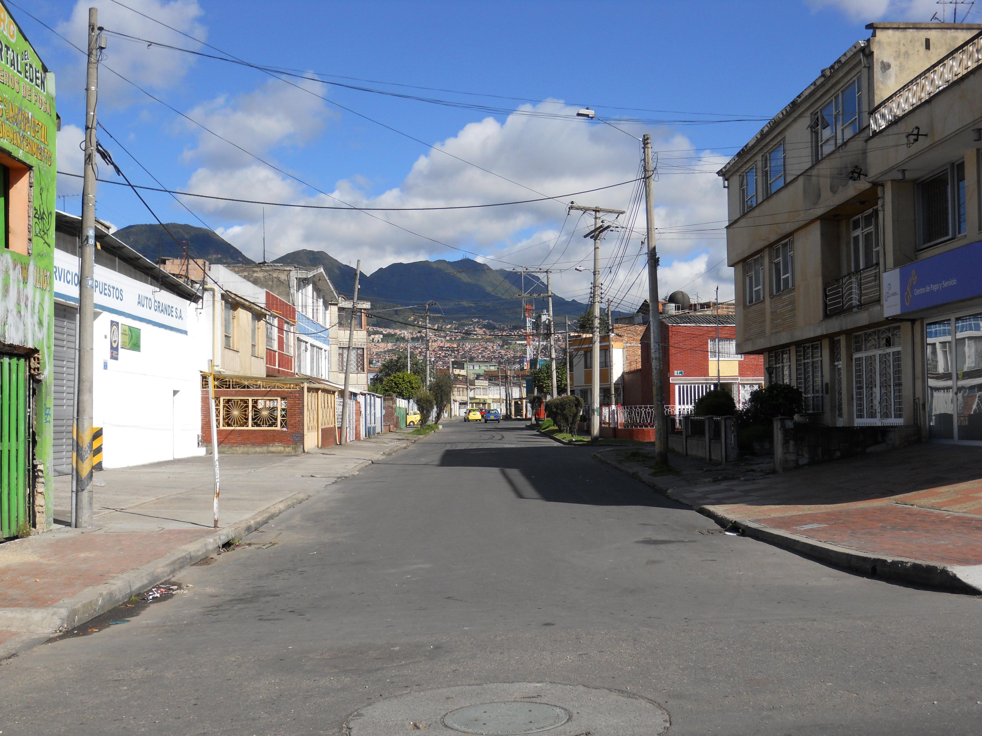 file bogot caracas con diag 14 sur jpg wikimedia commons ForBarrio Ciudad Jardin Bogota