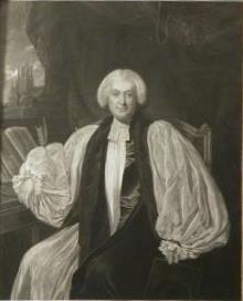 James Yorke (bishop) Anglican bishop