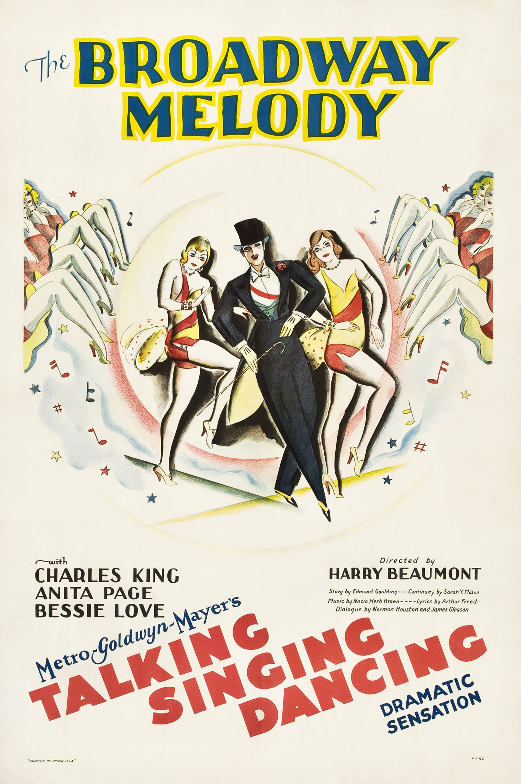 The Broadway Melody - Wikipedia