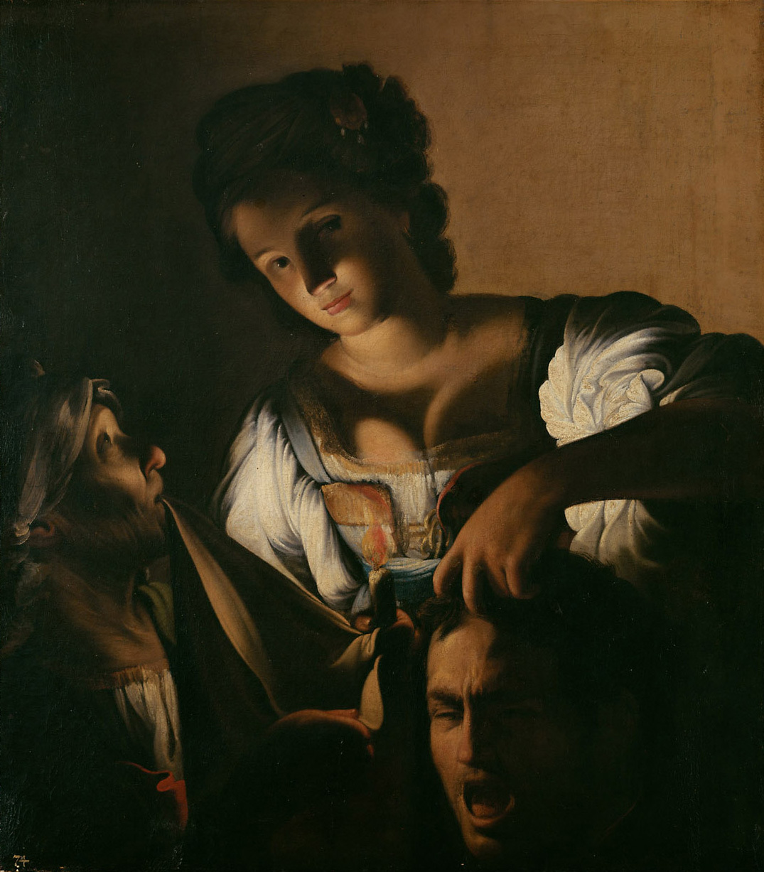 1000+ images about Judith on Pinterest | The head, Oil on ...