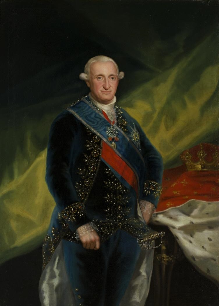 Reinado De Carlos Iv De España Wikipedia La Enciclopedia Libre