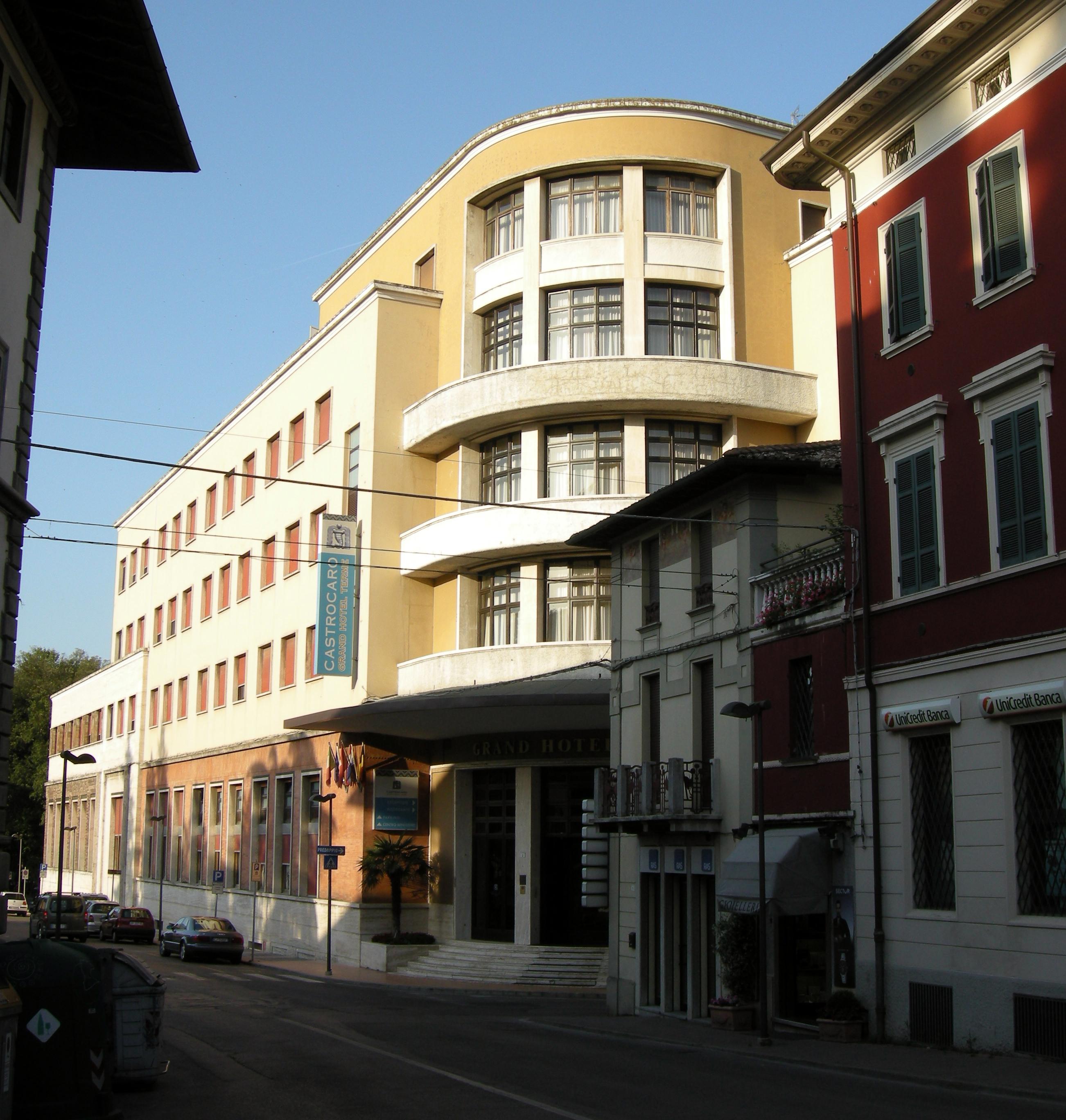 Grand Hotel Terme E Spa Montegrotto