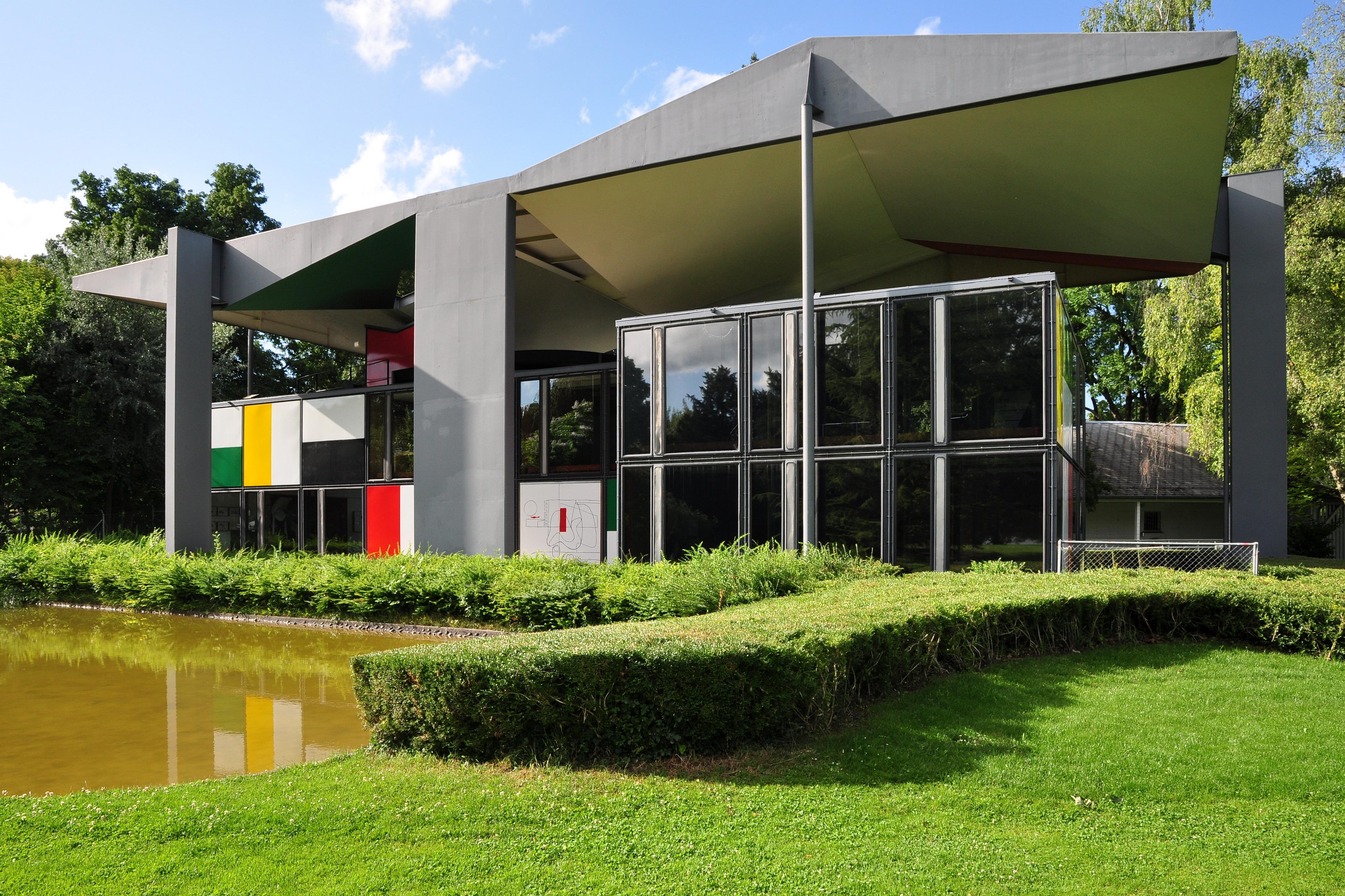 Pavillon Le Corbusier - Wikipedia