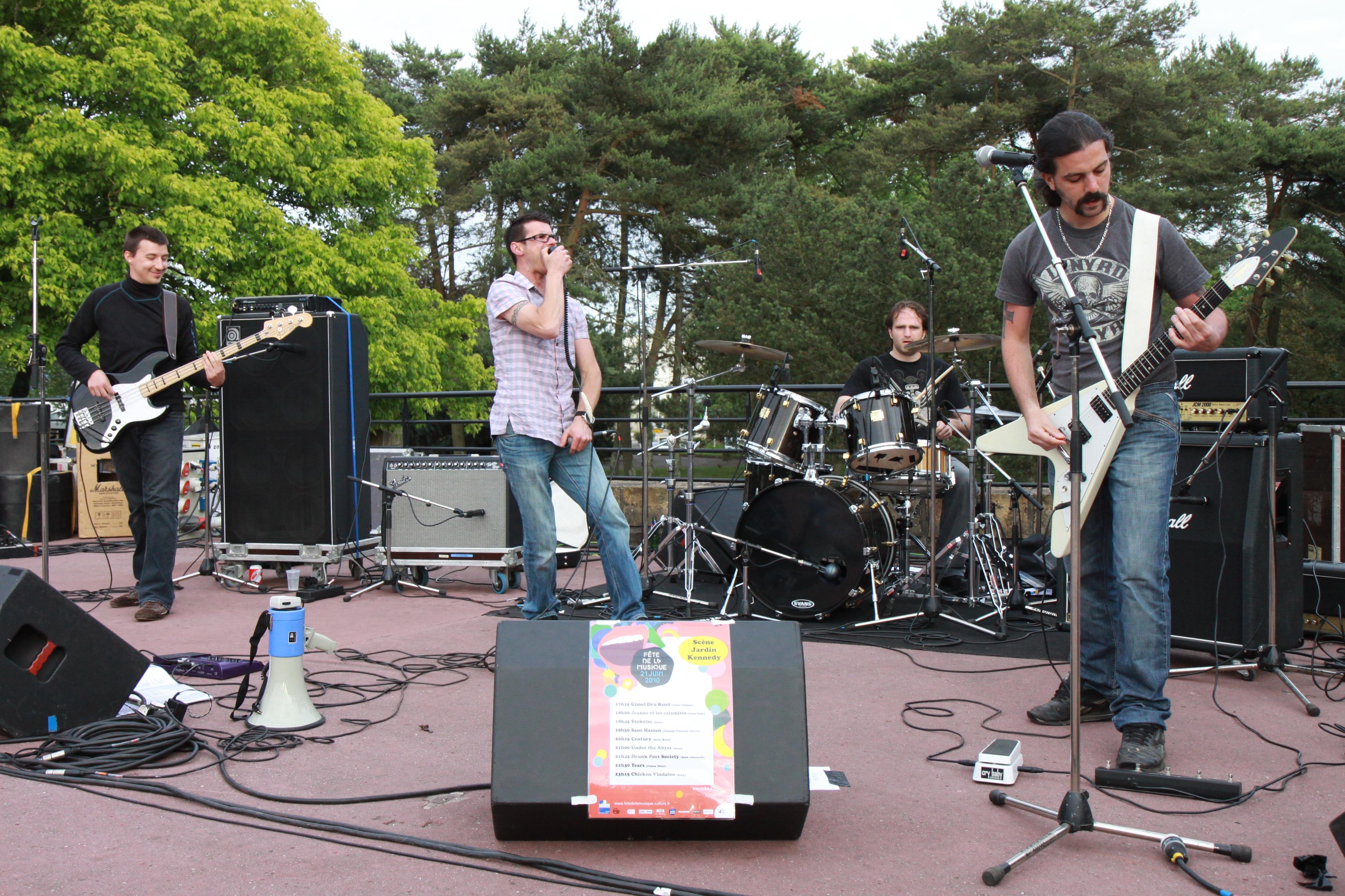 File century f te de la musique 2010 brest 006 jpg for Jardin kennedy brest