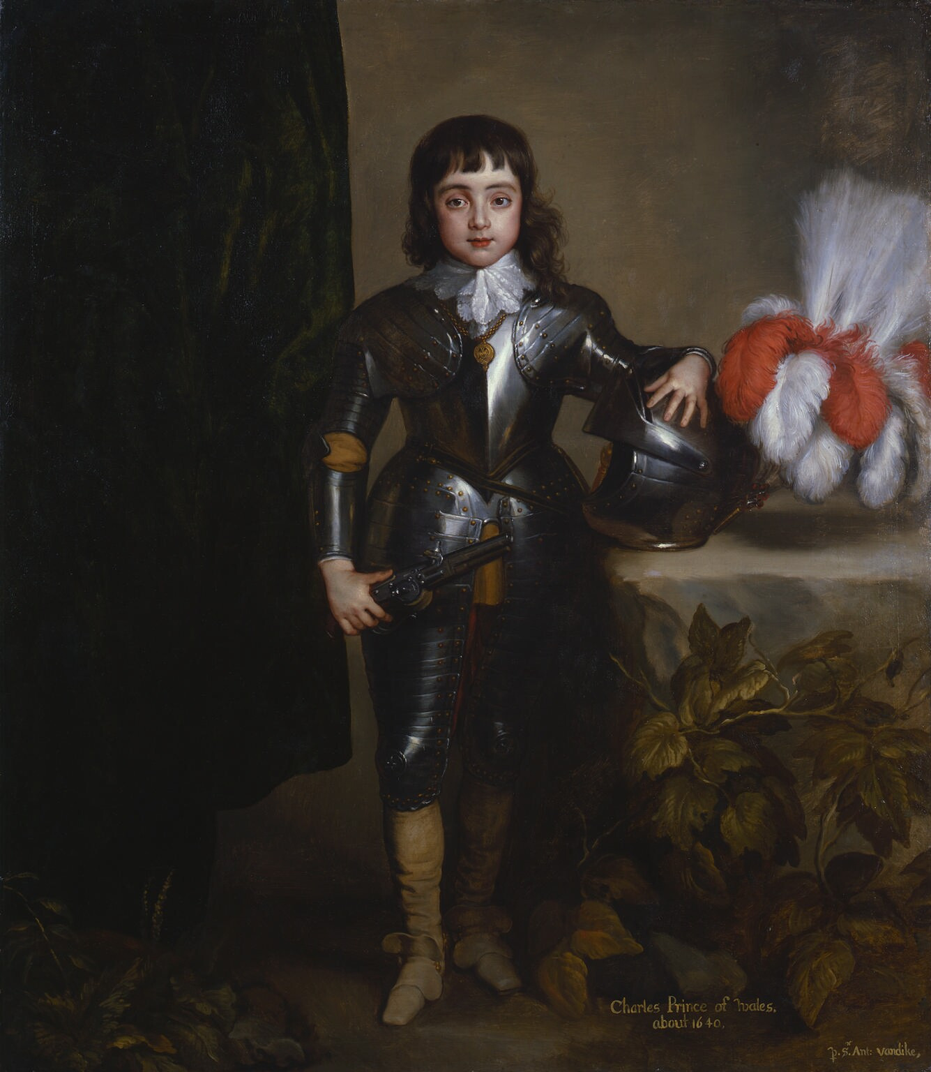 Anthony Van Dyck Paintings Sale