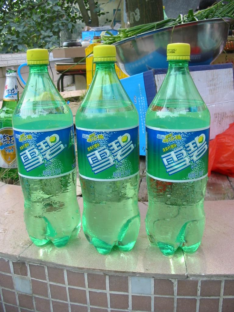 Fizzy Drink Bottle Material