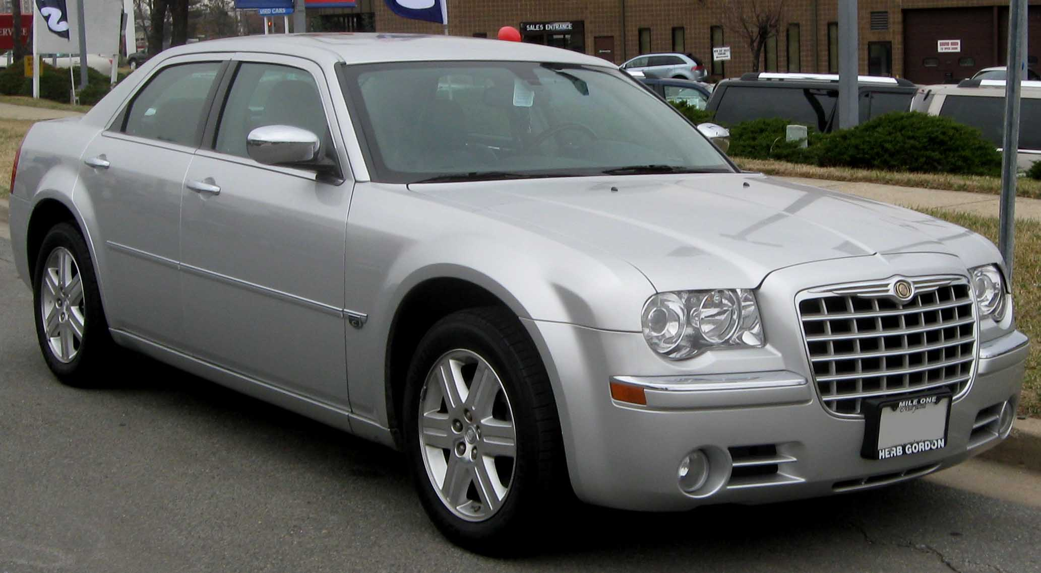2005-2010 Chrysler 300C