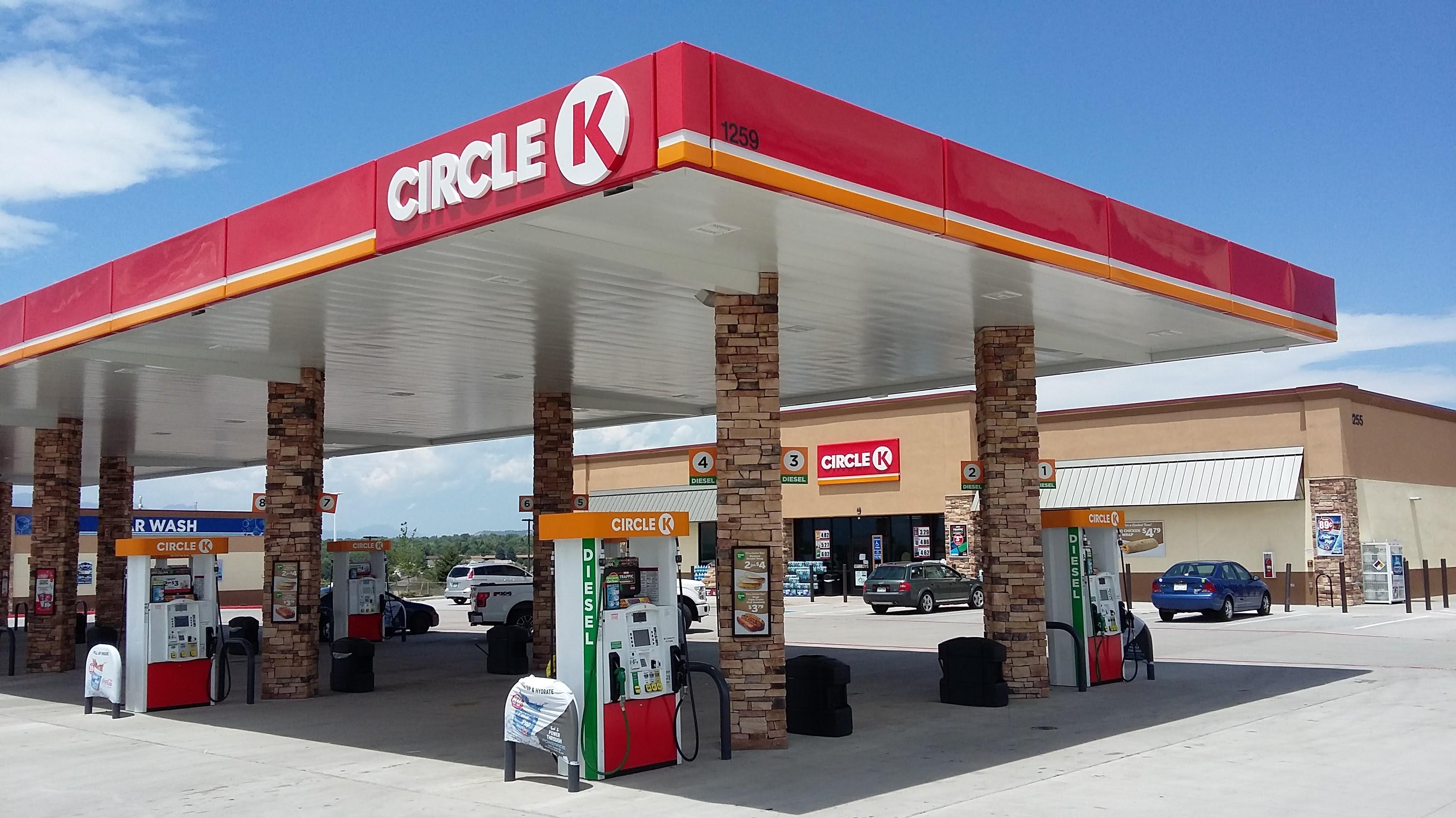 Stripes Gas Station Near Me >> Circle K Wikipedia