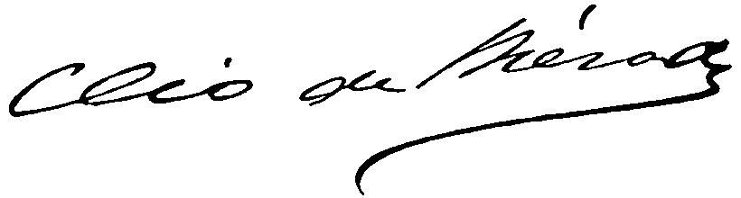 Cléo de Mérode Signature.png