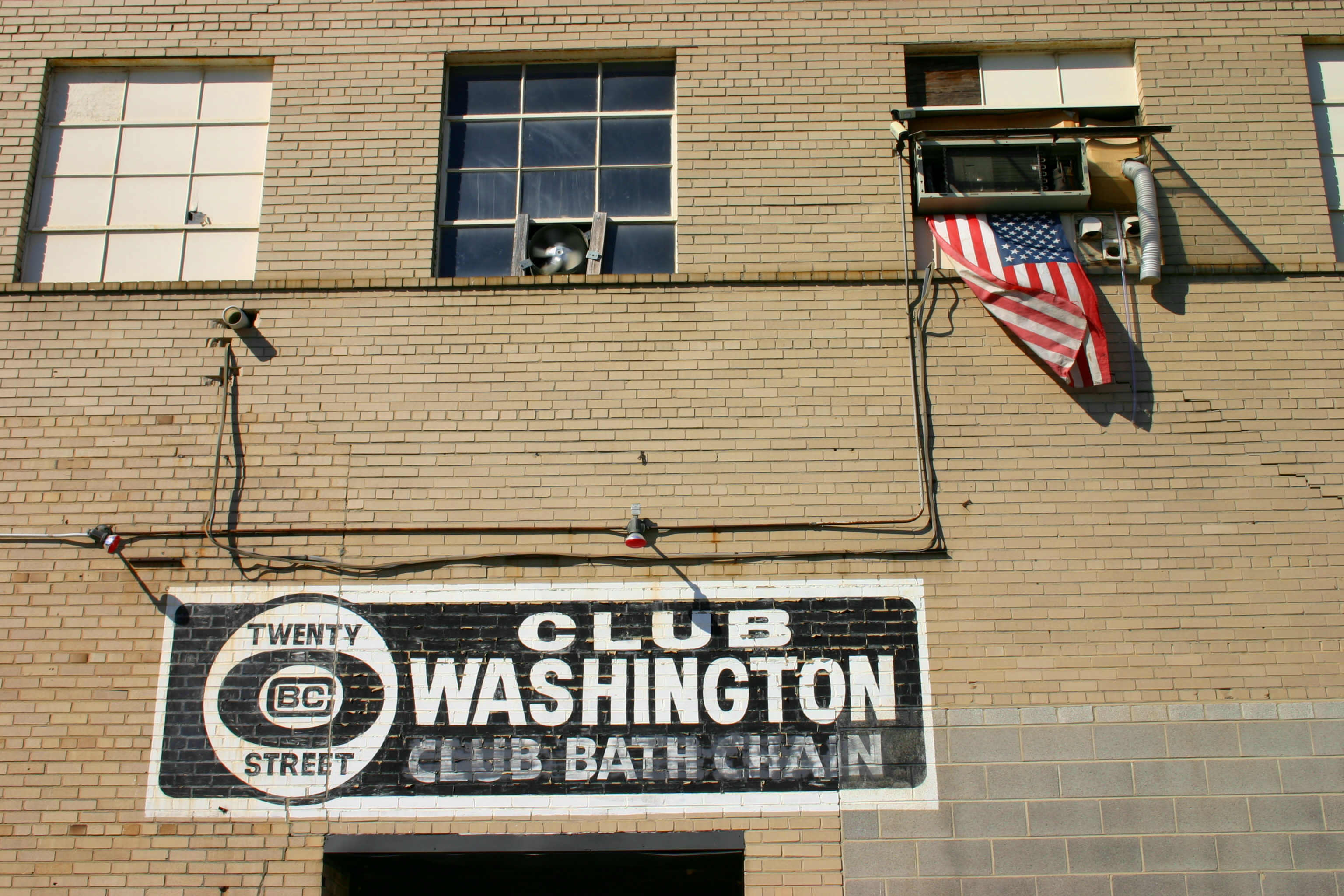 Gay bathhouses washington