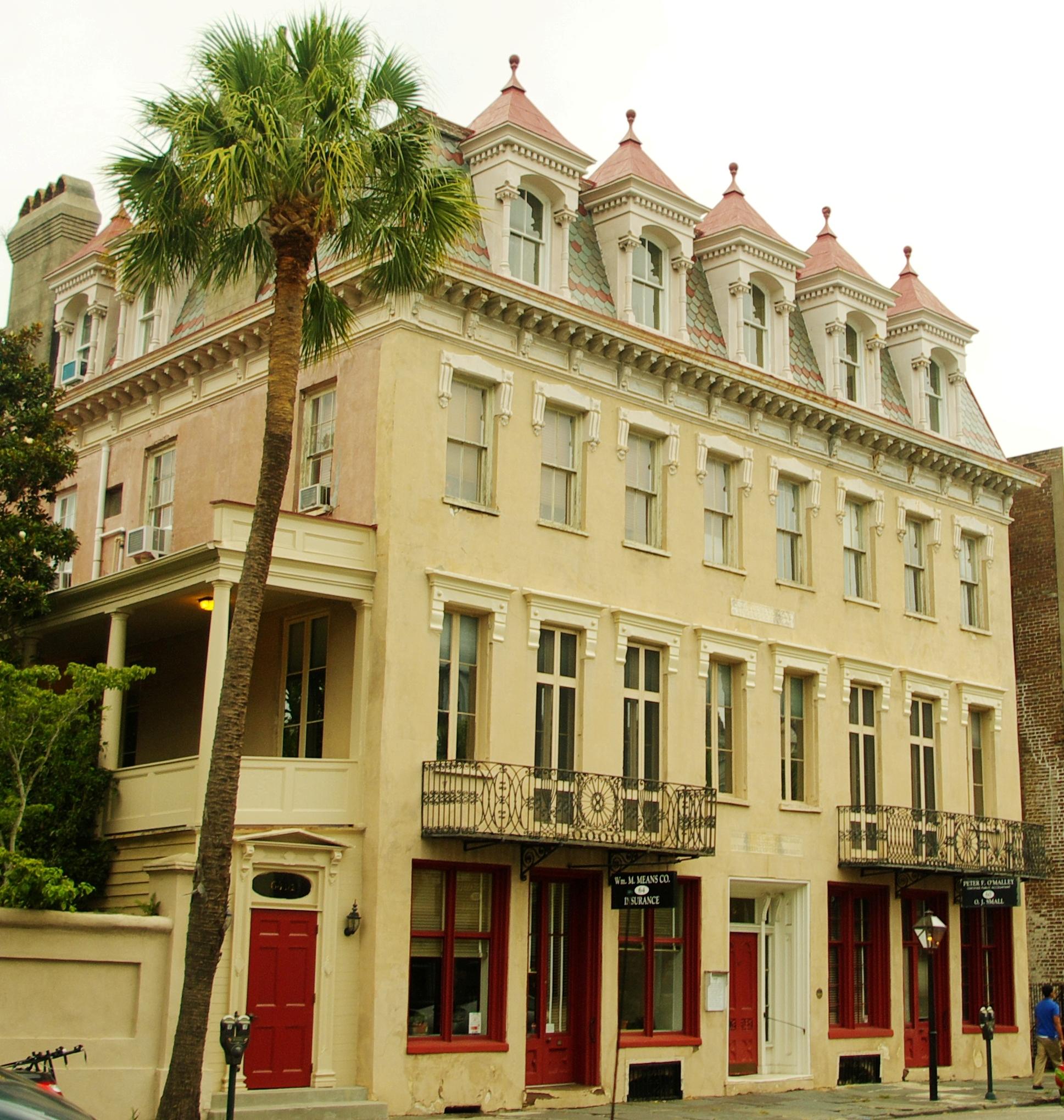 Charleston Sc Homes: File:Confederate-home-charleston-sc1.jpg