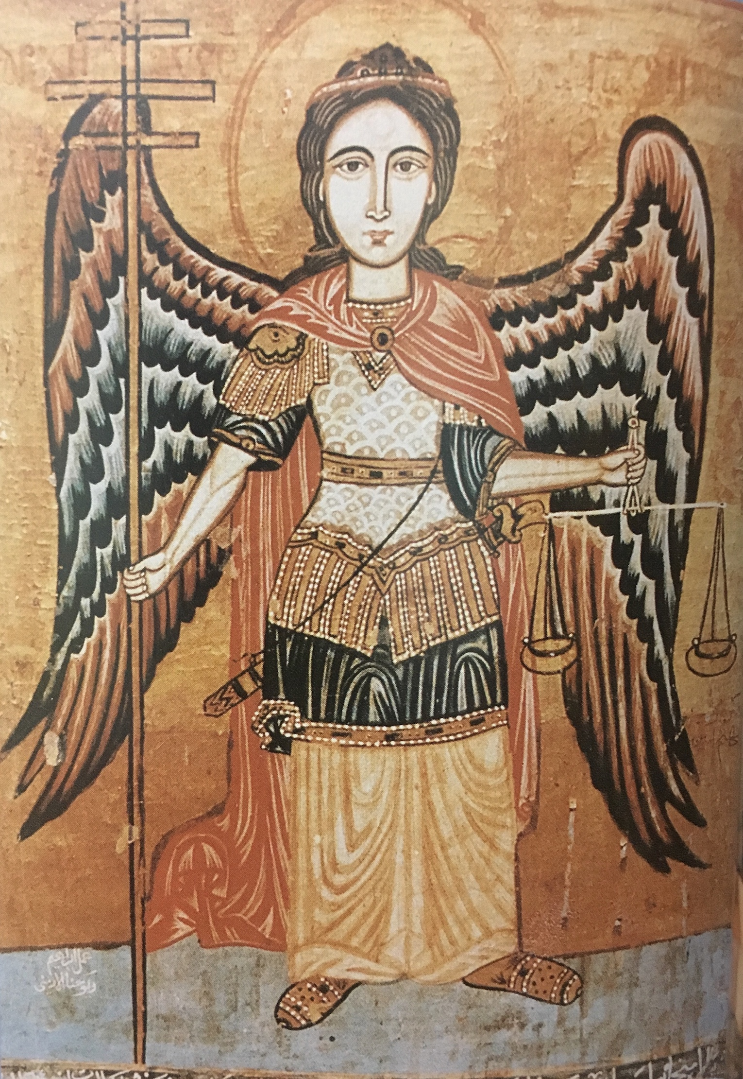 [Obrazek: Coptic_Icon_of_the_Archangel_Michael.jpg]