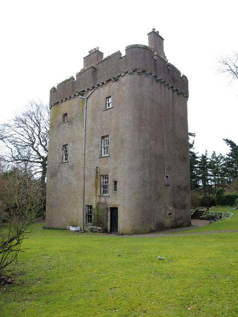 Cranshaws Castle Wikipedia