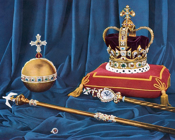 Photo Credit - from Wikipedia https://en.wikipedia.org/wiki/Crown_Jewels_of_the_United_Kingdom
