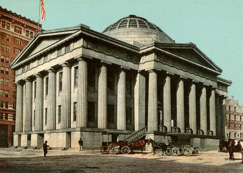 File:Custom_House,_Boston,_MA on French Neoclassical House