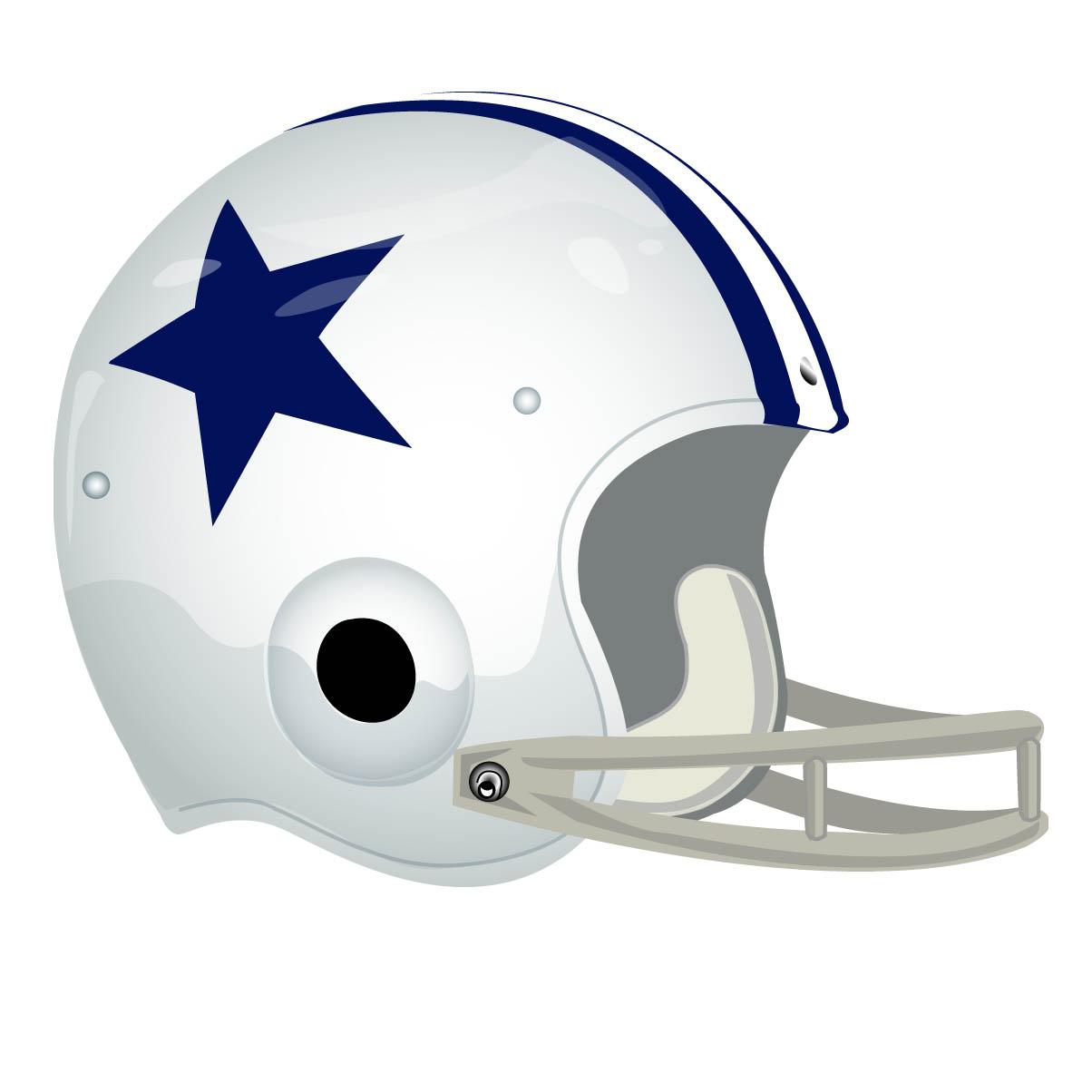 Image Result For Cowboys Football Helmet