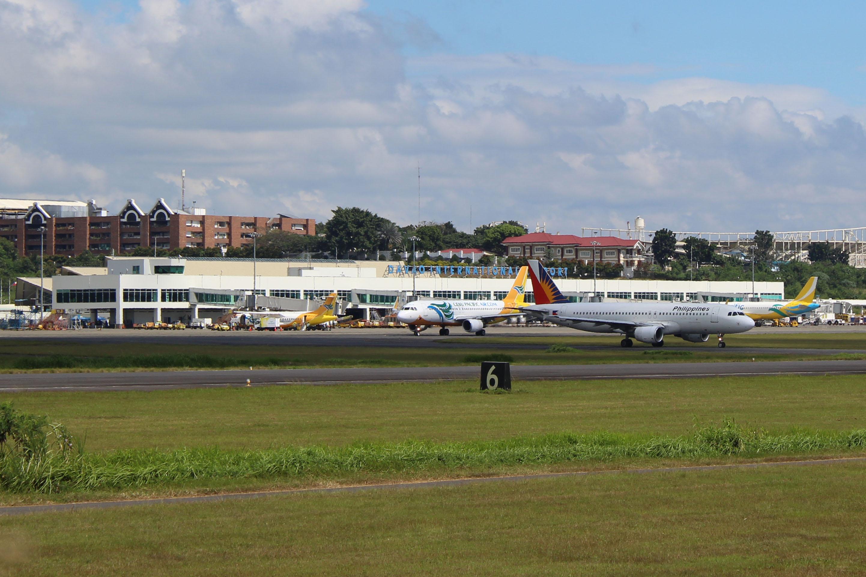 Francisco Bangoy International Airport - Wikipedia